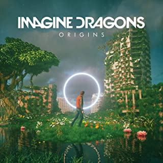 by COOLEST Album Cover Poster Thick Imagine Dragons: Origins Matte Poster 12 x 12 inch Poster Rolled