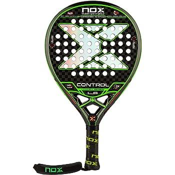 Pala de pádel Nox LUXURY CONTROL L.6: Amazon.es: Deportes y aire libre