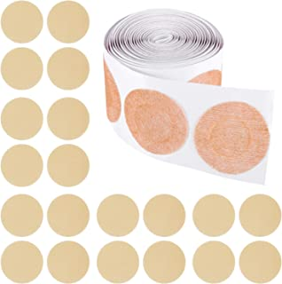 Geyoga 120 Pieces Nipple Tape for Men Kit, Nipple Guard Men Nipplecovers Nipple Tape for Men Pasties Disposable Pasty Set Nipple Chafing Solution