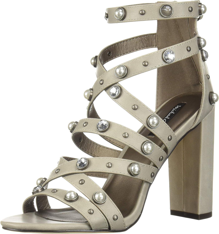 Michael Antonio Women's Sandal depot online shop Renata Heeled