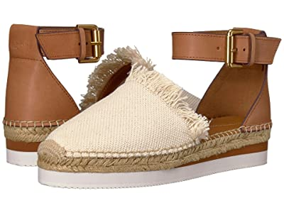 See by Chloe SB28151 (Natural Canvas/Calf) Women