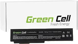 Green Cell® Standard Serie Batería para ASUS N53S Ordenador (6 Celdas 4400mAh 11.1V Negro)