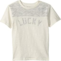 Lucky Brand Kids - Short Sleeve Color Block Tee (Big Kids)