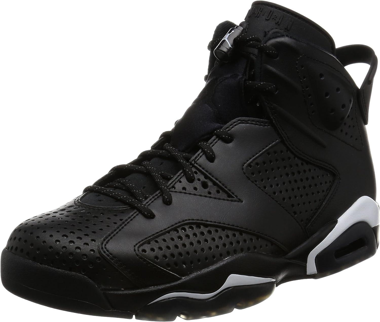 solid black jordans