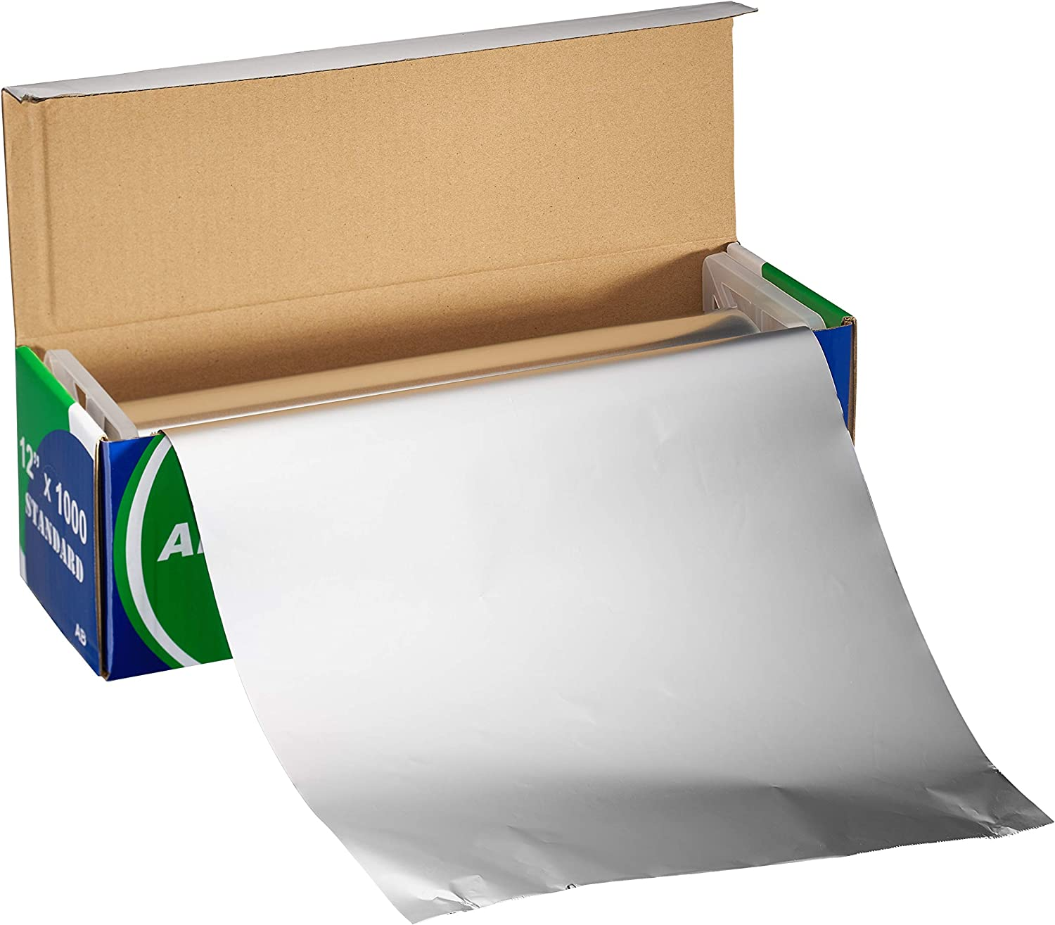 Food Service Aluminum Foil Roll 12 in Co New York Mall Outlet sale feature 1000 x Sturdy ft with