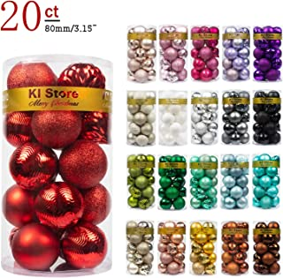 Best jumbo christmas tree balls Reviews