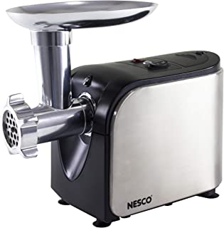 NESCO FG-180, Food Grinder, Stainless Steel, 500 watts