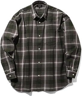 (ビームス)BEAMS/カジュアルシャツ チェック イージーフィット シャツ メンズ