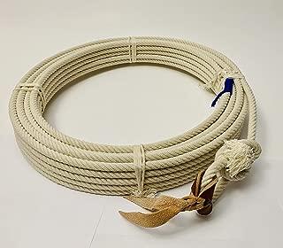7 LEGUAS Charro Reata. Western Cowboy Rope. SOGA Charra. CHAVINDA