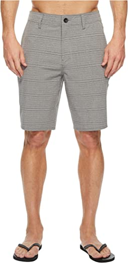 O'Neill - Locked Stripe Hybrid Walkshorts