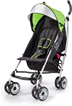 Best Summer 3Dlite Convenience Stroller, Green – Lightweight Stroller with Aluminum Frame, Large Seat Area, 4 Position Recline, Extra Large Storage Basket – Infant Stroller for Travel and More Review