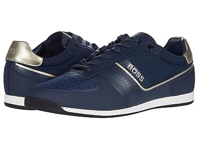 BOSS Hugo Boss Glaze Low Top Sneakers