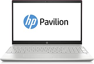 HP 惠普 Pavilion(15.6英寸全高清IPS)笔记本电脑(256GB SSD 固态硬盘,8GB 内存,英特尔超高清显卡,Windows 10 64 位家庭版)4FS26EA#ABD  Intel Core i5-8250U