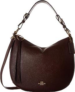 COACH Women's Polished Pebble Leather Sutton Hobo