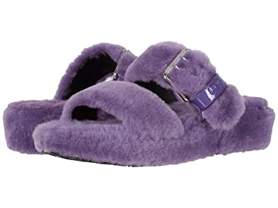 UGG Fuzz Yeah (Violet Bloom) Women