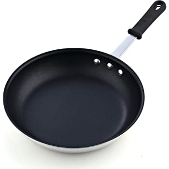Cooks Standard 12-Inch 30cm Professional Aluminum Nonstick Restaurant Style Saute Skillet Fry Pan