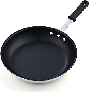 Cooks Standard Sartén de aluminio antiadherente para restaurante de 20 cm, aluminio, Metalico, 12-inch/30cm
