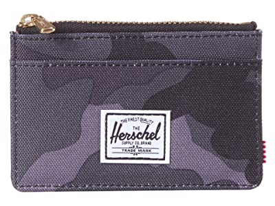 Herschel Supply Co. Oscar RFID (Night Camo) Wallet Handbags