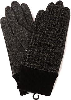 [シップスジェットブルー] 手袋 ムーン ツイード ジャージー グローブ メンズ 128760025