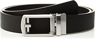 Men's Adjustable Perfect Fit Croc Belt with Plaque Buckle-As Seen On Tv