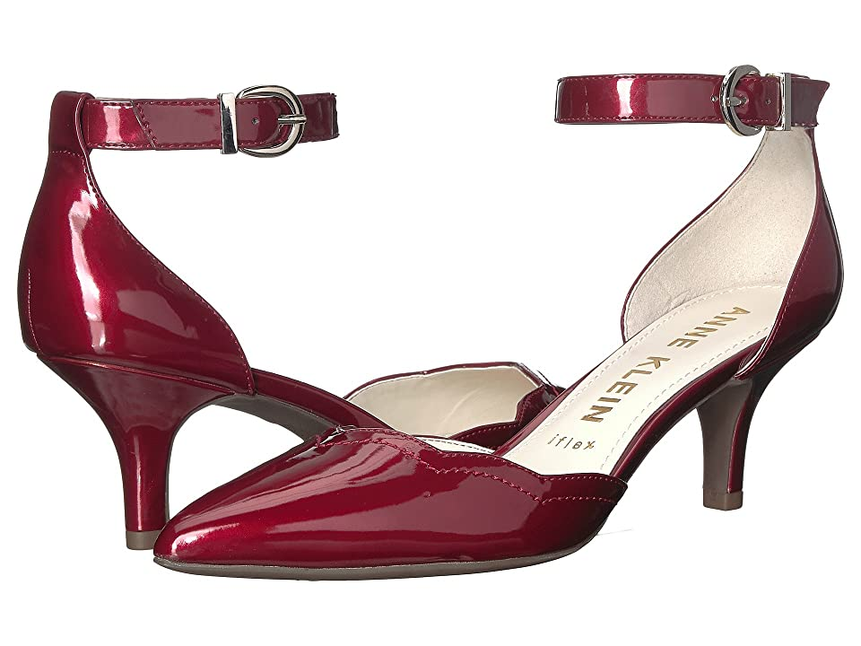 Anne Klein Findaway (Red/Red Synthetic) Women