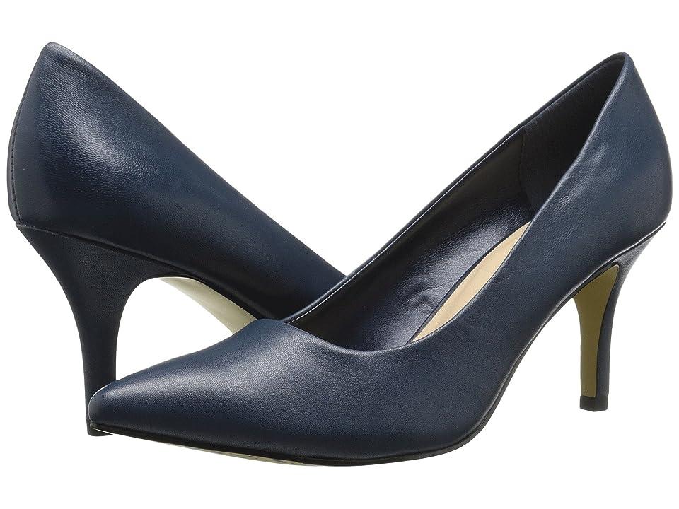 Bella-Vita Define (Navy Leather) High Heels