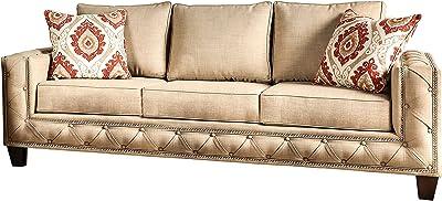 Amazon.com: American Furniture Classics Wild Horses Sofa ...