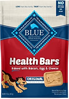Blue Buffalo Natural Crunchy Biscuits