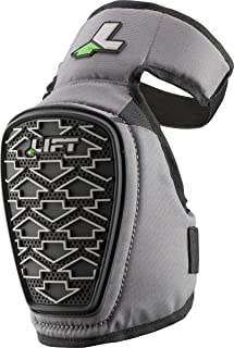 LIFT Safety 'Pivotal-2' Knee Guard (Black, One Size)