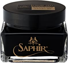 saphir black shoe cream