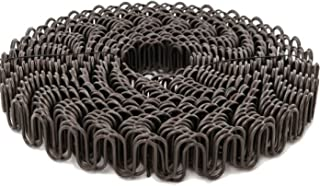 B.C. Upholstery Zig Zag No Sag Furniture Spring (Sinuous Wire) - 11 Gauge/10 Yd (30') Roll