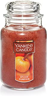 Yankee Candle Large Jar Candle Spiced Pumpkin