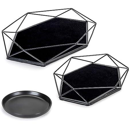 Geometric Key /& Change Dish