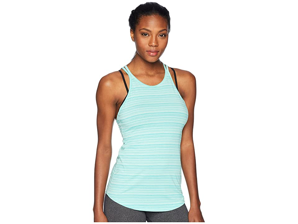 New Balance Transform Luxe Tank Top (Seafoam) Women