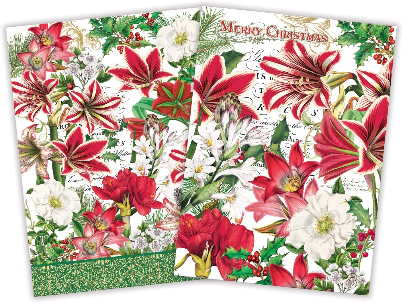Ranking TOP11 Japan's largest assortment Michel Design Works Kitchen Towel Merry Christmas
