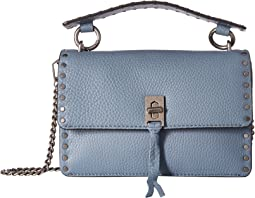 Darren Top-Handle Flap Crossbody