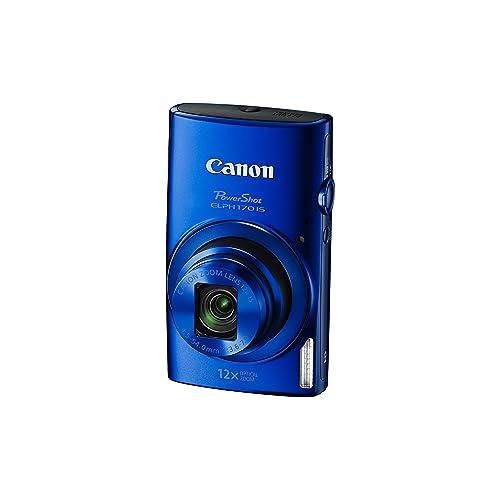 Canon PowerShot ELPH 170 IS (Blue)