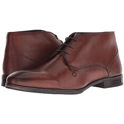 Kenneth Cole New York Stamp Boot (Dark Brown) Men