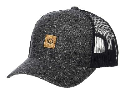 tentree Elevation Hat (Meteorite Black Marled) Caps