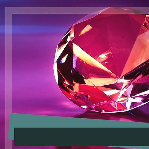 Luxus-Diamant-Bilderrahmen