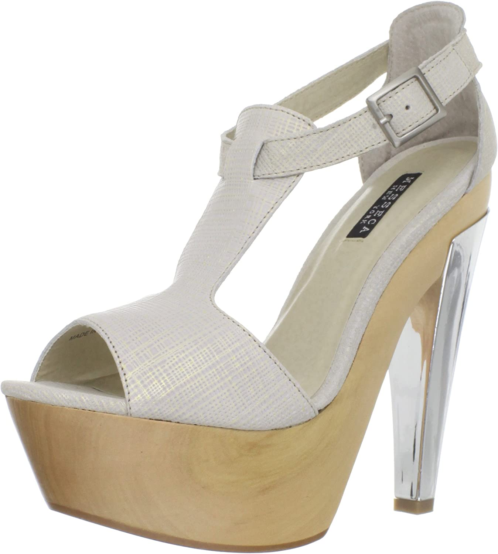 Messeca Women's Mel T-Strap Sandal