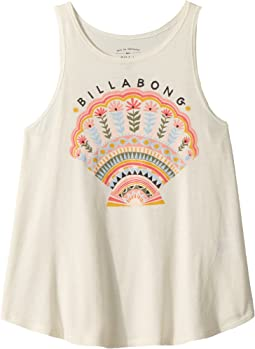 Seashell Tank Top (Little Kids/Big Kids)