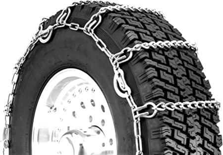 Security Chain Company QG2228CAM Quik Grip Light Truck CAM LSH Tire Traction Chain - Set of 2: image