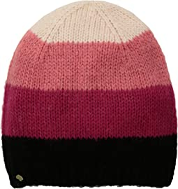 Brushed Color Block Beanie