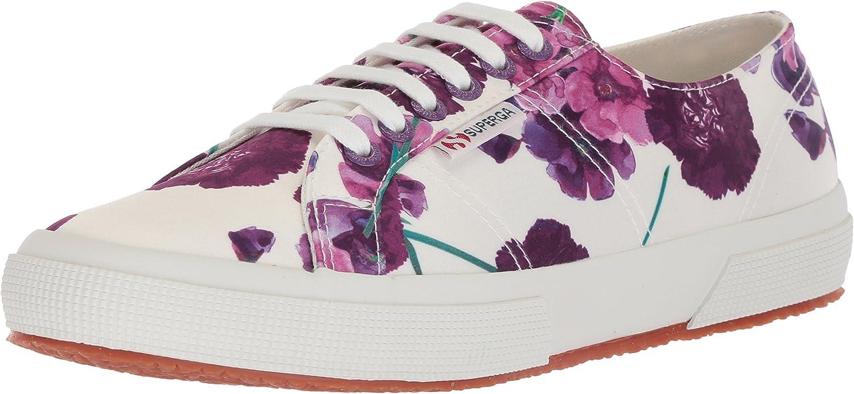 Superga Women's 2750 Floral Sneaker