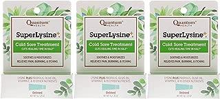 Super Lysine Plus Cold Sore Ointment-7g tube (.25x3)