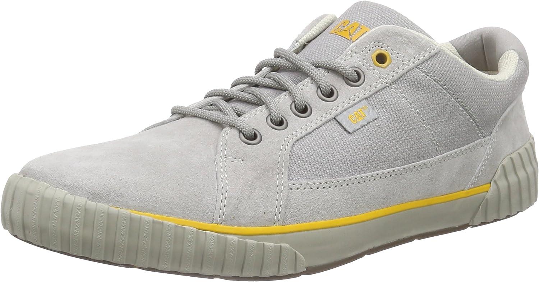 CAT Footwear Herren Conjure Low-Top, Mehrfarbig (Mens Dove), 46 EU