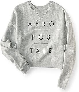 Aeropostale Womens Logo Sweatshirt