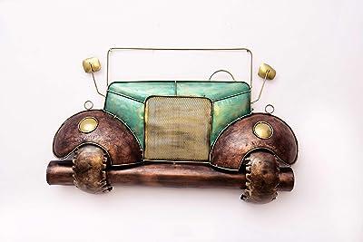 Antique Export Elegant Iron/Metal Handicraft Vintage Car/Jeep Wall Decor/Wall Hanging
