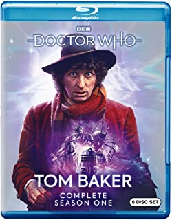 Doctor Who: Tom Baker Complete Season One (Blu-ray)